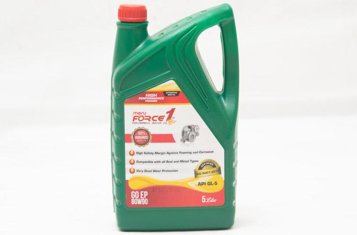 Meru Force 1 - Automotive Gear Oil GO EP 80W90 API GL-5