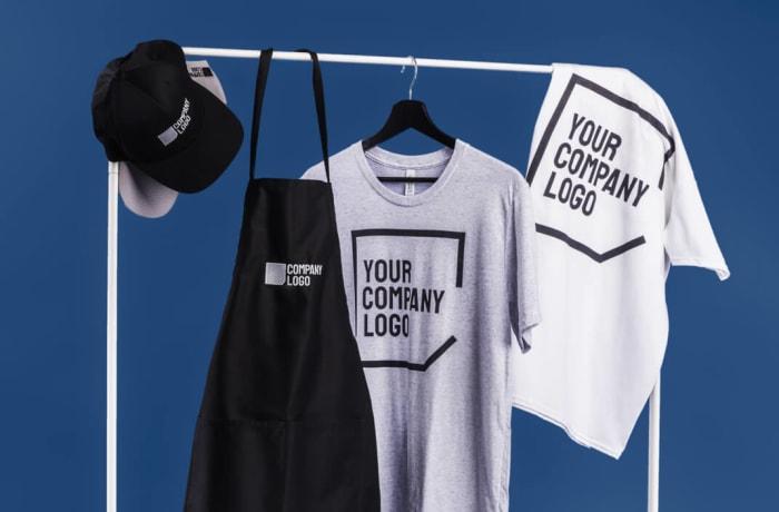 Corporate branding image