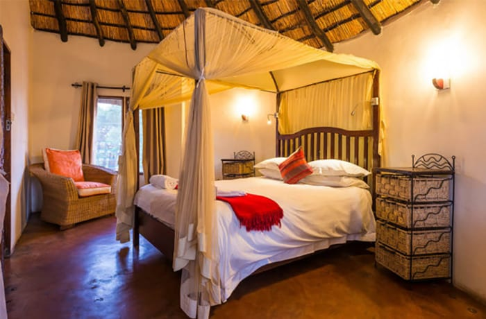 Mukambi Safari Lodge - Chalet - Kafue National Park