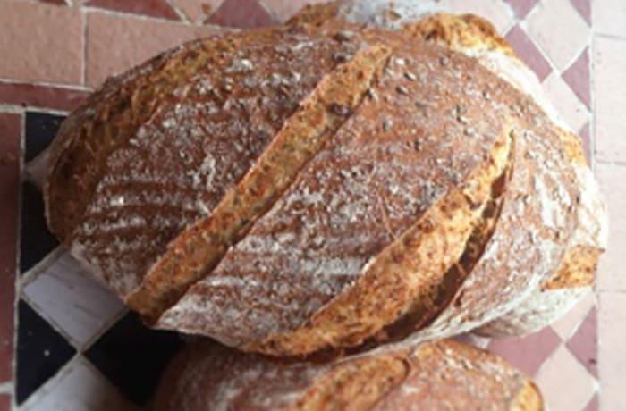 Multi Grain Sourdough Bread