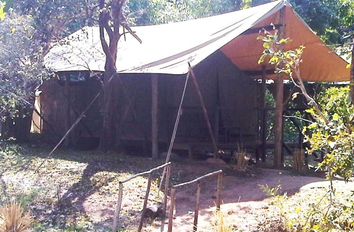 Self Catering Family Tent