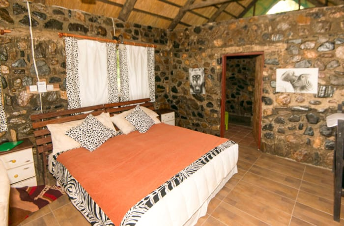Stone Cottage - Double bed
