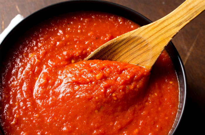 Tansi Kitchen -  Napolitana Pasta Sauce
