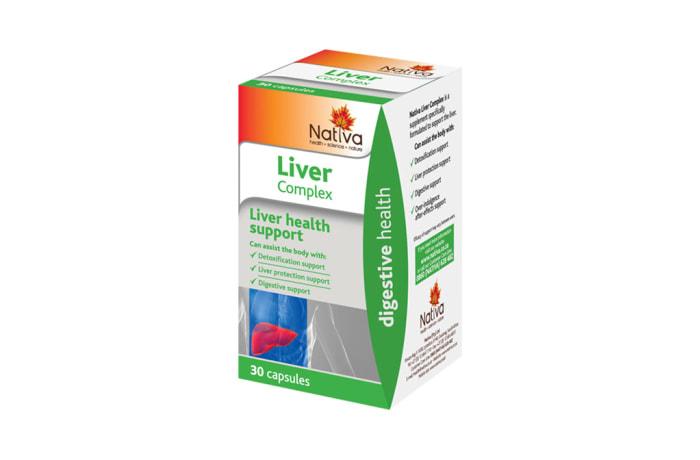 Liver Complex  Liver Health Support  30 Capsules