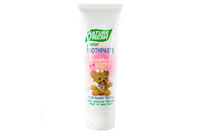 Junior Herbal Toothpaste  with Rooibos & Calendula 75ml