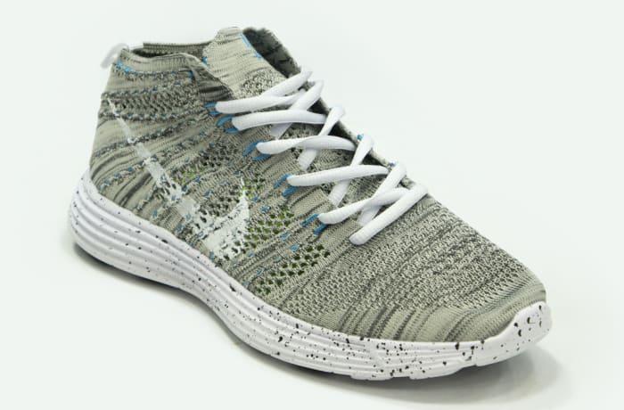 Nike - Grey & white sneakers
