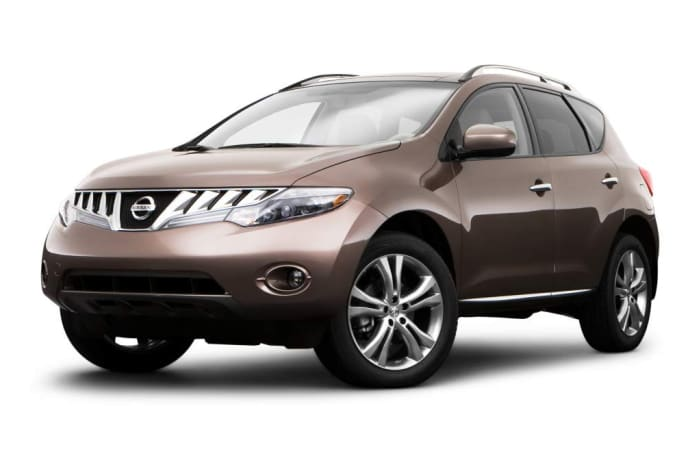 Nissan Murano - Per day - within and outside Lusaka