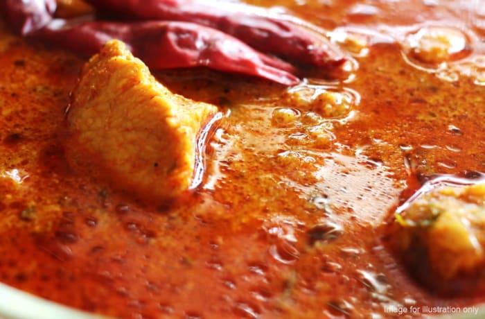 Non-Vegetarian Curry  - Chicken Kolapuri