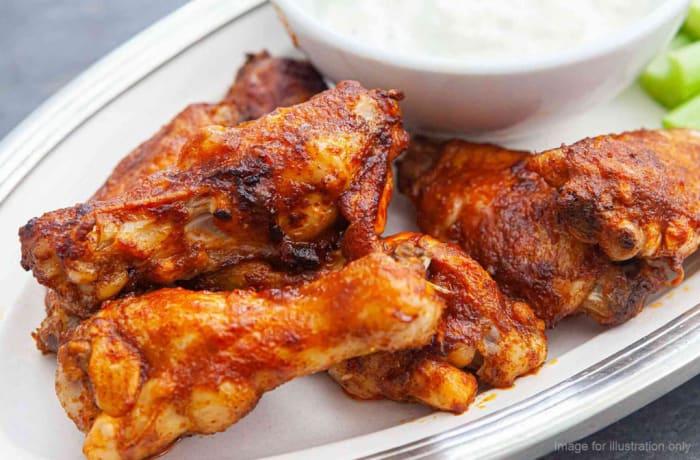 Non-Vegetarian Starters  - Chicken Wings