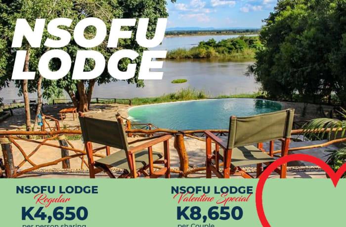 Nsofu Lodge package - 2 nights stay image