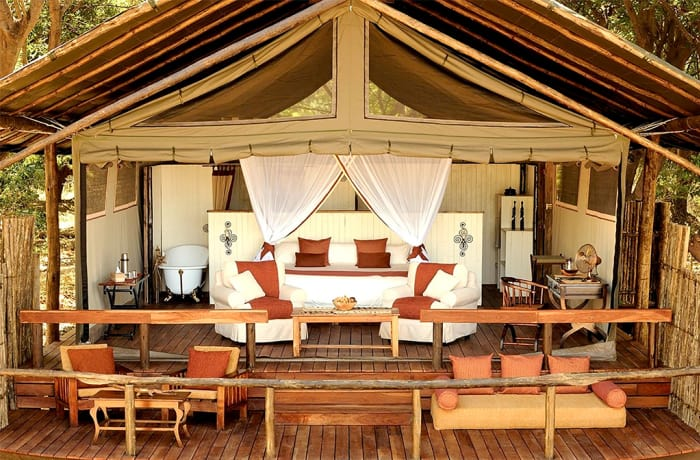 Lower Zambezi - Best Buy Packages - Chiawa Camp
