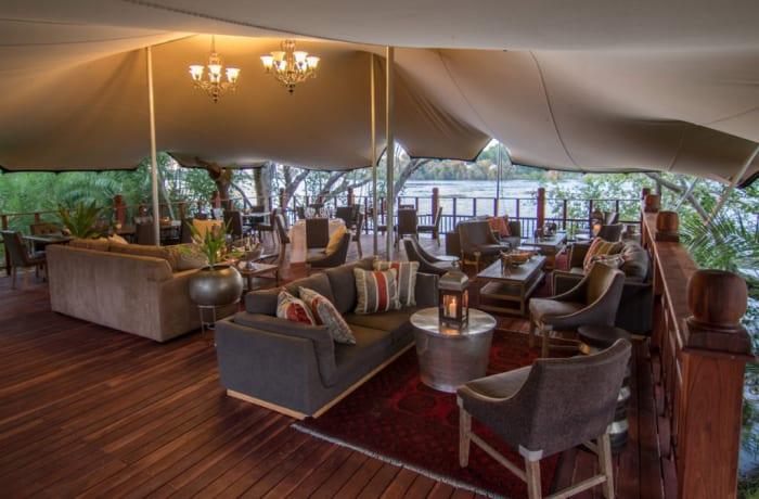 Livingstone Activities - Road Transfer, Elephant Interaction, Elephant Café