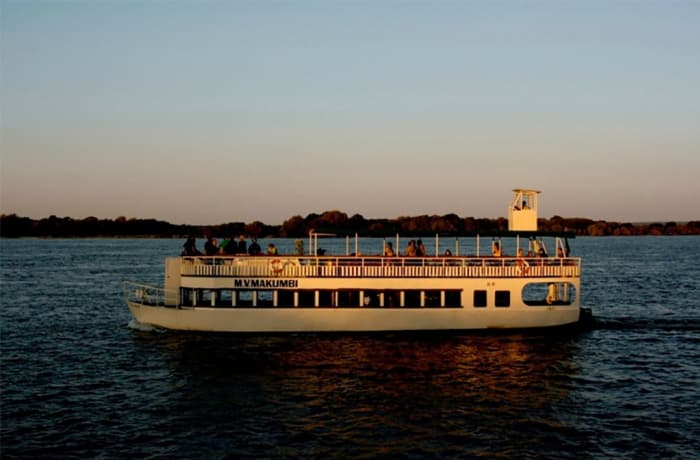Livingstone Activities - Cruises - MV Makumbi / Mambushi