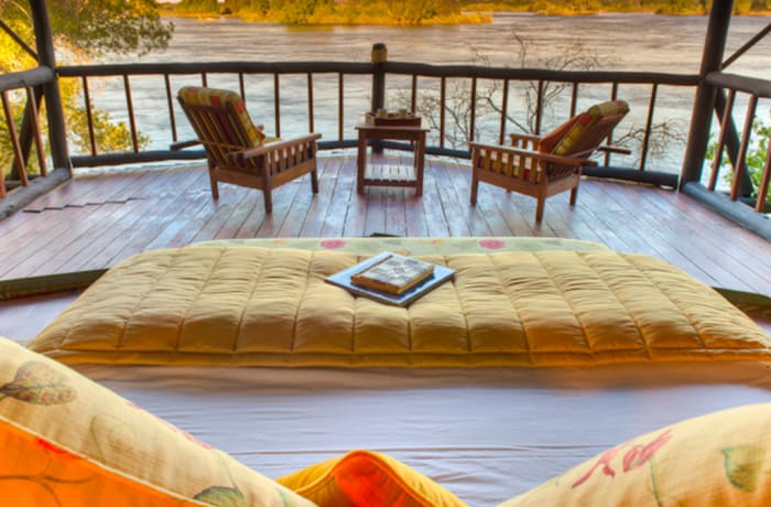 Livingstone Deals - Budget Beaters - Siankaba Island Lodge