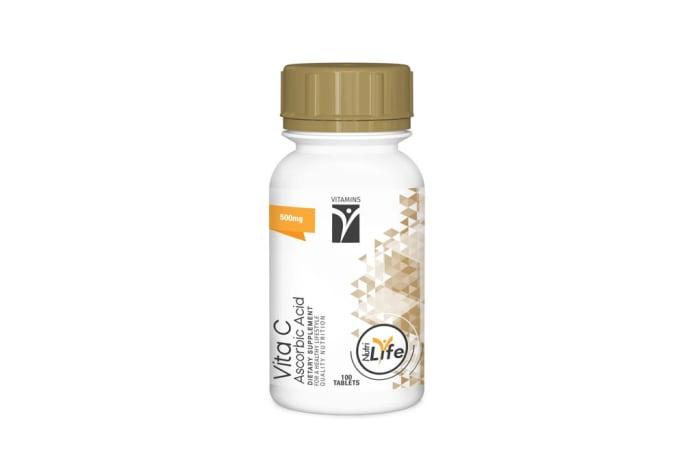 Nutrilife  Vita C Ascorbic Acid Dietary Supplement Tablets