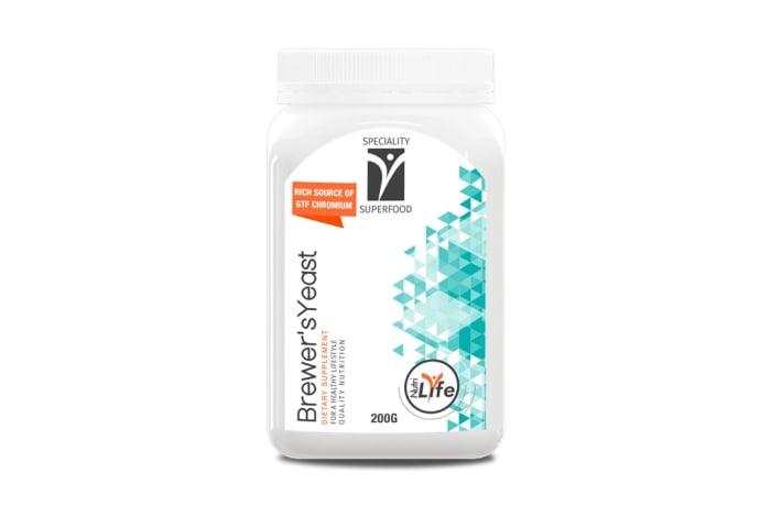 Nutrilife   Brewer's Yeast  Dietary Supplement Powder