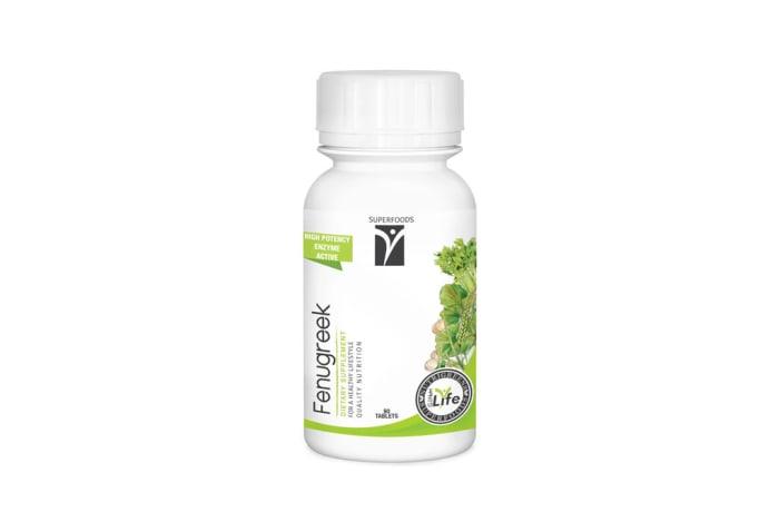 Fenugreek  Dietary Supplement  60 Capsules