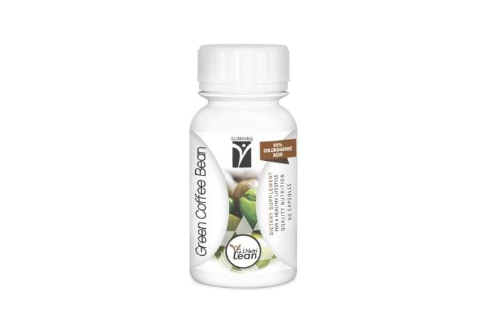 Green Coffee Bean  Dietary Supplement  60 Capsules