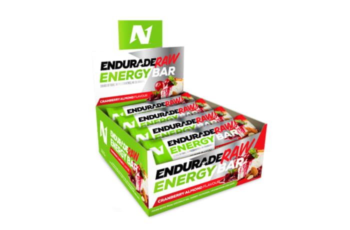 Endurade  Raw Energy Bar