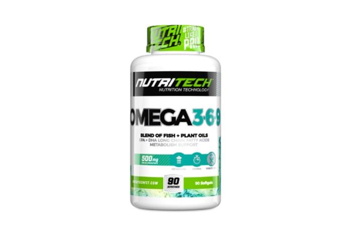 Nutritech Omega 3-6-9