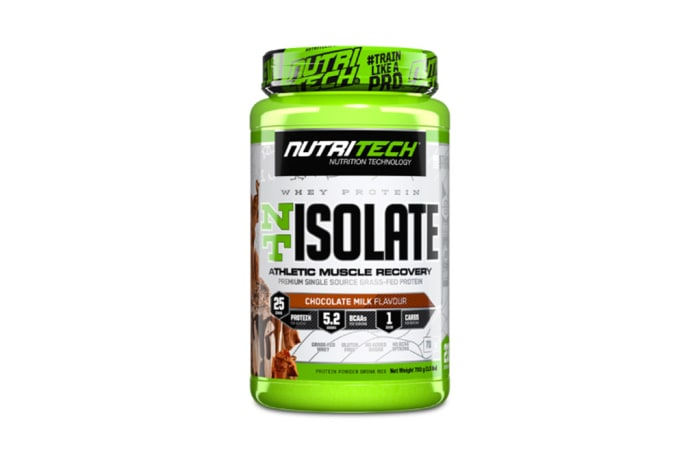 Nutritech Nt Whey Protein Isolate Chocolate Milk