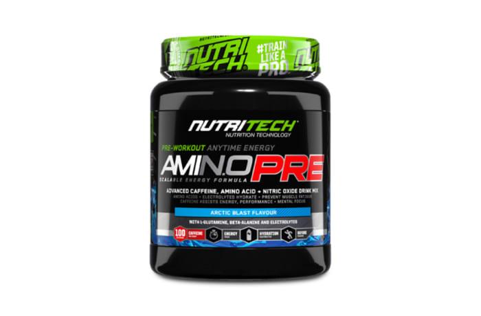 Nutritech   Amino Pre Arctic Blast