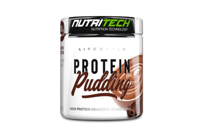 Nutritech Lifestyle Protein Pudding