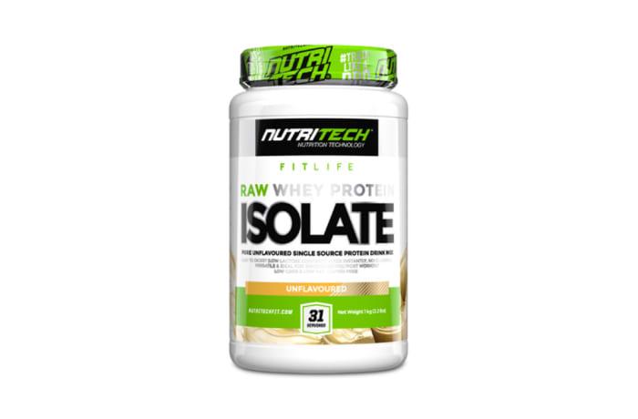 Nutritech  Raw Whey Protein Isolate