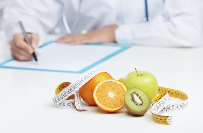 Nutrition and diabetics consultation