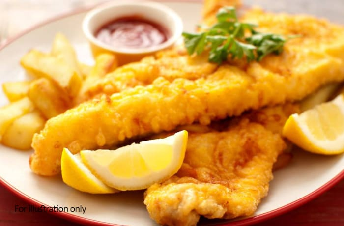 Ale House Favourites - Fish & Chips