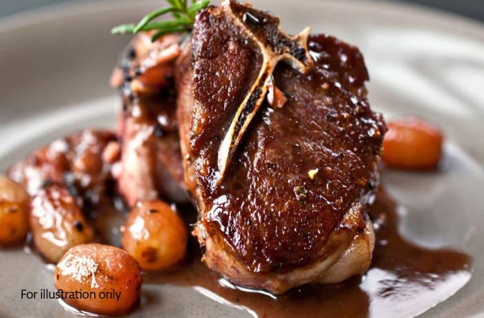 Ale House Favourites - Lamb Chops