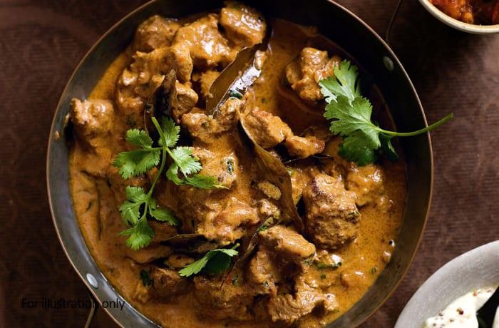 Ale House Favourites - Lamb Curry Pot