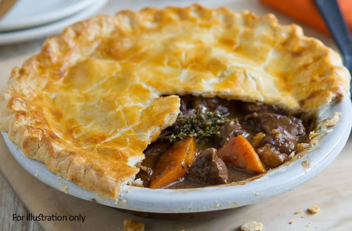 Chef's Choice - Beef in Guinness Pot Pie