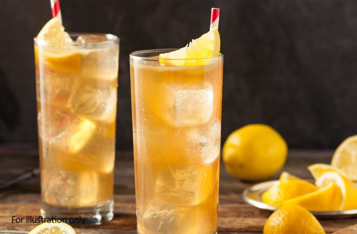 Classic Cocktails - Long Island Ice Tea