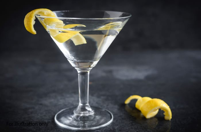Classic Cocktails - Vodka Martini