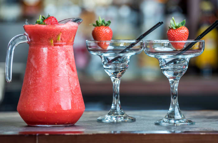 Cocktails in Jugs - Cosmopolitan Jug