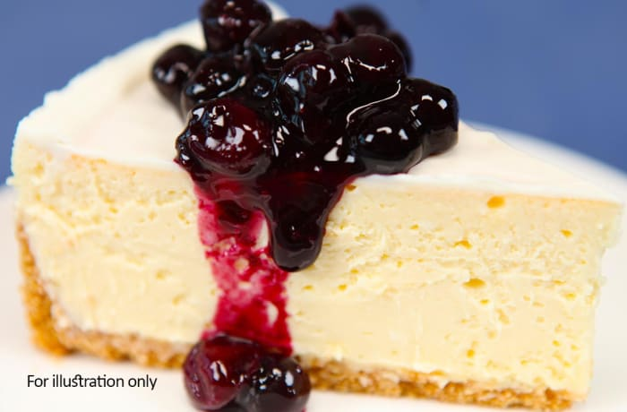 Desserts - Cheese Cake