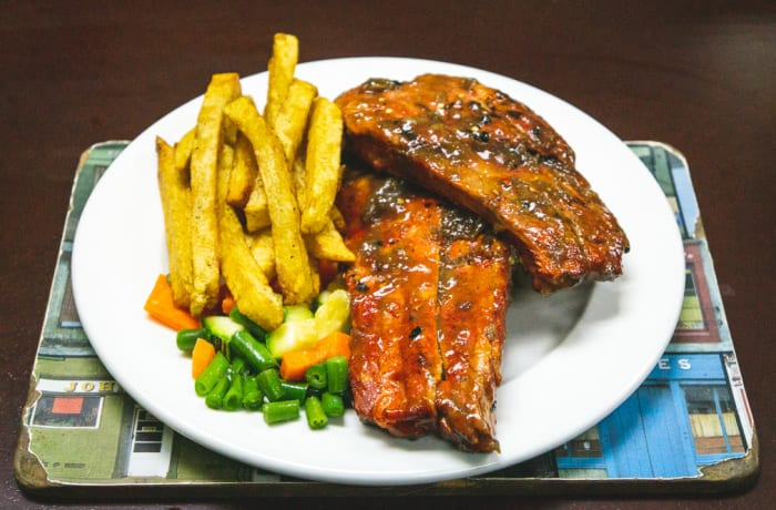 Grills - Portugese Ribs