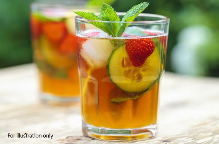 The O'Hagan's Touch - Pimms Cocktail