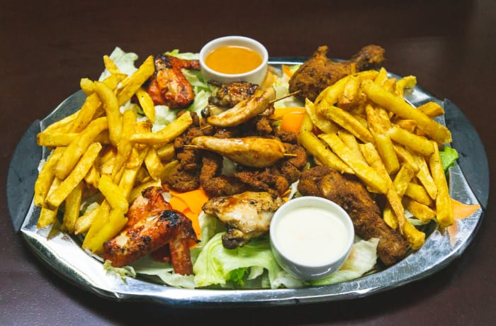 Platters - Chicken Platter