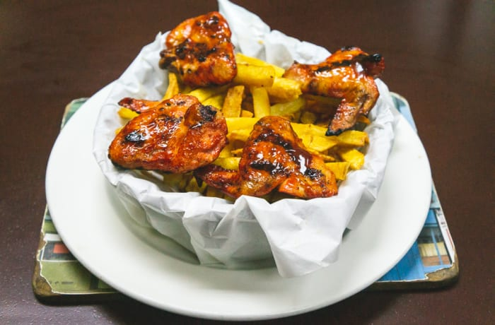 Pub Snacks - Chicken Wings Basket