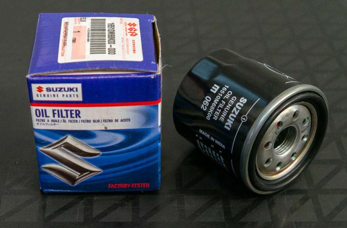Suzuki - Oil Filter