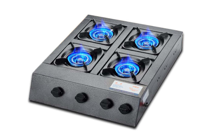 4-Burner Box Multi-function Gas Stove - 13240444109