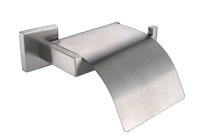 Paper Holder - Stainless steel brushed mate tissue holder  N100-A7007