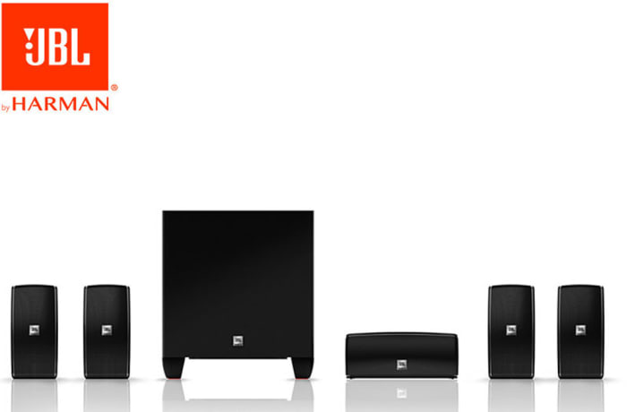 JBL Cinema 610 5.1 satellite home theater speaker 610