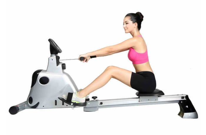 Magnetic Rowing Machine 403A