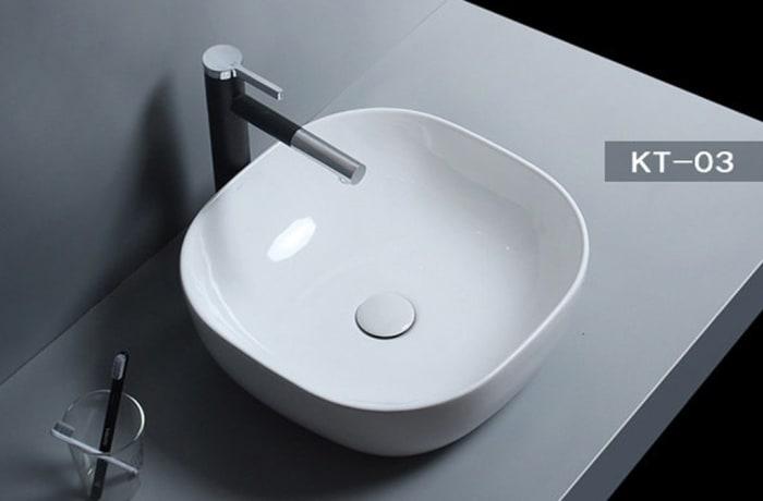 Bathroom sink - Nordic Vanity counter basin K6021 KT-03