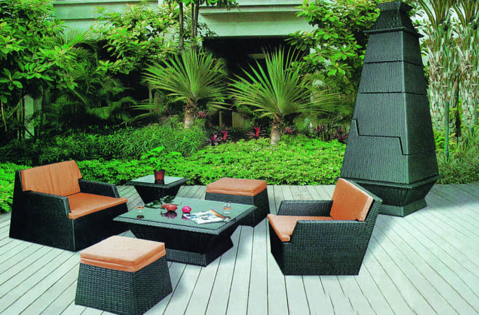 Outdoor Table and Chairs - Model HD-A131