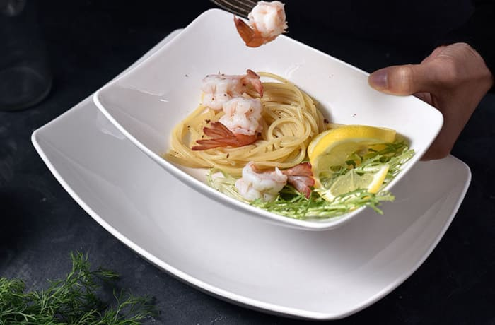Rectangular Salad Plate Ceramic Soup Plate - 583348295531