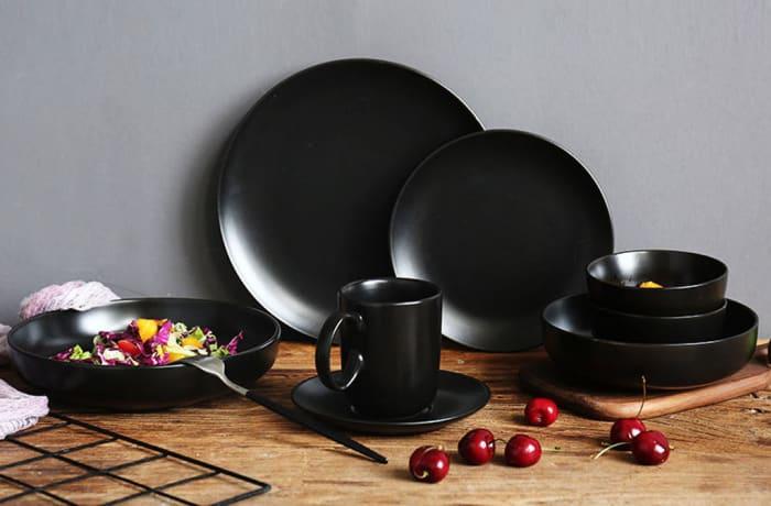 Simple Ceramic Cutlery Set - YQ0769